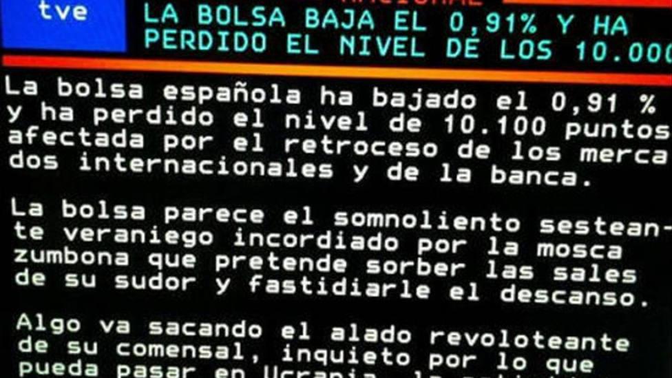¿Para qué se usa todavía el teletexto y cuánto tiempo le queda en España?