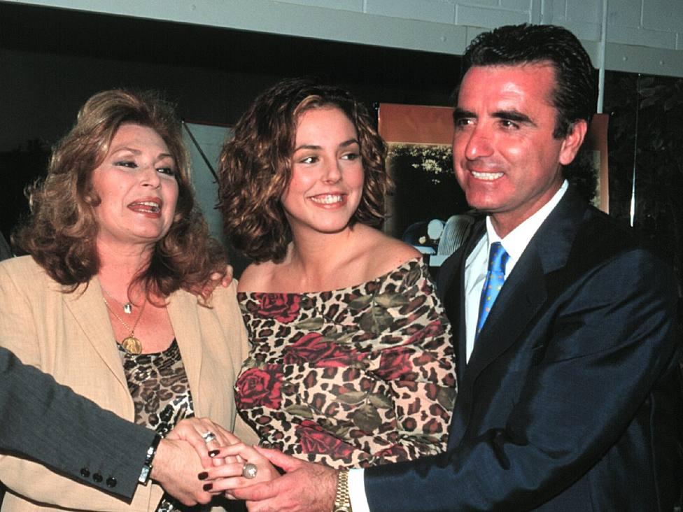 Sale a la luz el dinero que ingresó Rocío Carrasco antes de su docuserie