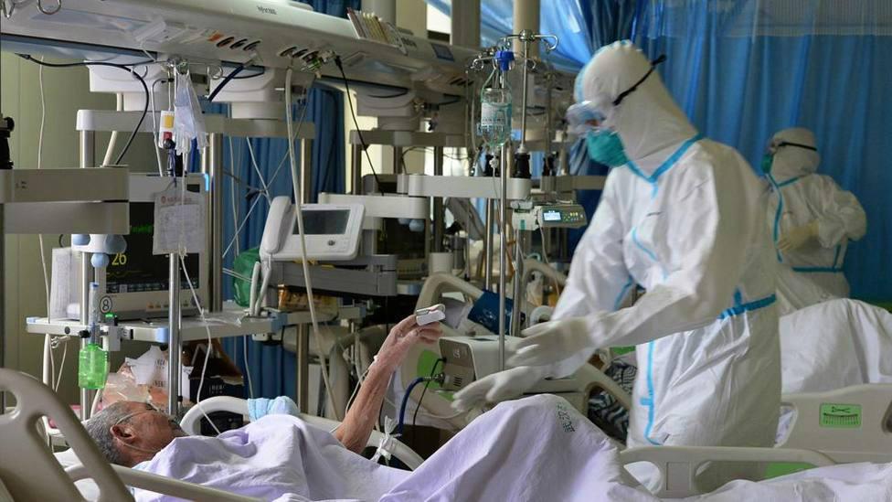 Aumenta el número de pacientes covid en las UCI de los hospitales de Canarias