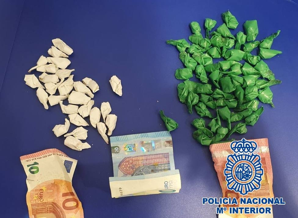 Cádiz.-Sucesos.- Detenidas seis personas por venta de droga en la barriada de San Telmo Viejo de Jerez durante el verano