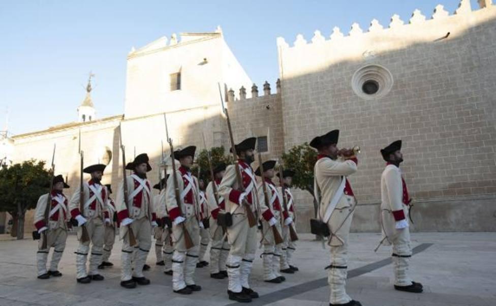 La Recreación de los Sitios de Badajoz se celebrará en marzo de 2022
