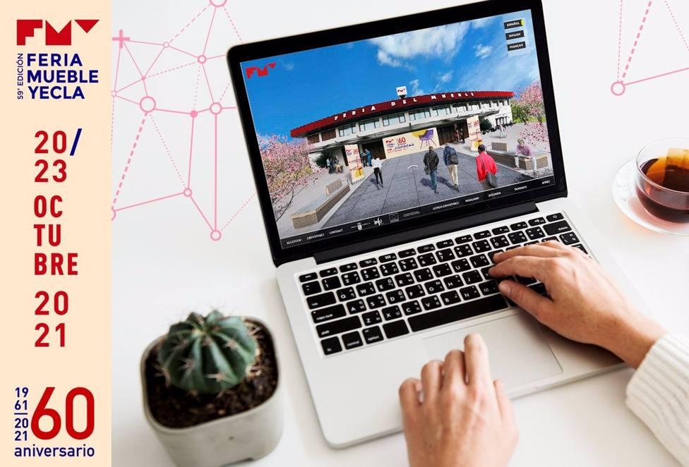La Feria del Mueble Yecla (FMY) proyecta su internacionalización a través del mundo presencial y virtual