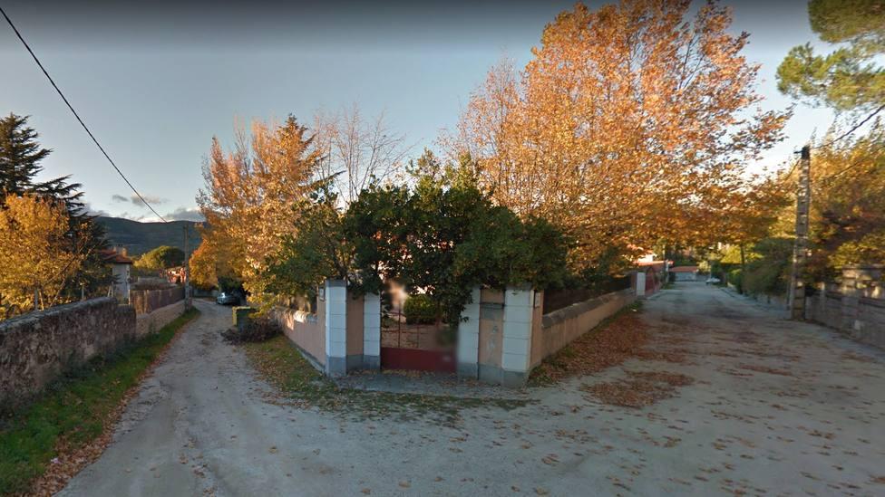 La mayoría de calles de la Colonia están en tierra y sin alumbrado público /Google Maps