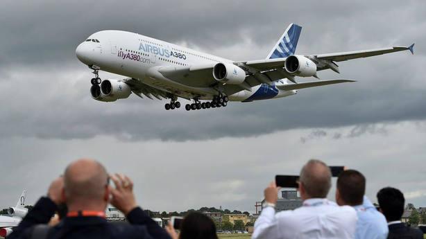 Airbus elimina 3.700 puestos de trabajo en cuatro países, 800 en España