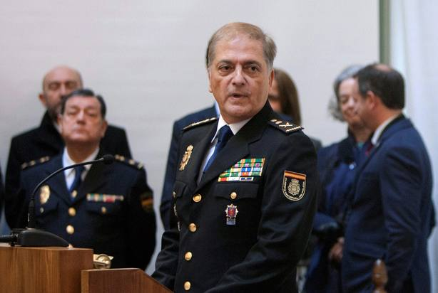 José Antonio Togores es nombrado jefe superior de Policía de Cataluña