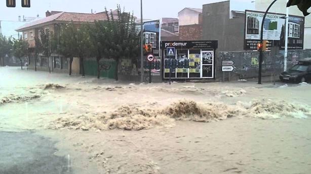El Ayuntamiento de Murcia establece un dispositivo especial por la alerta amarilla