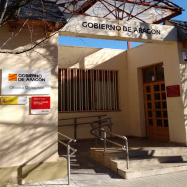Oficina Inaem en Jaca