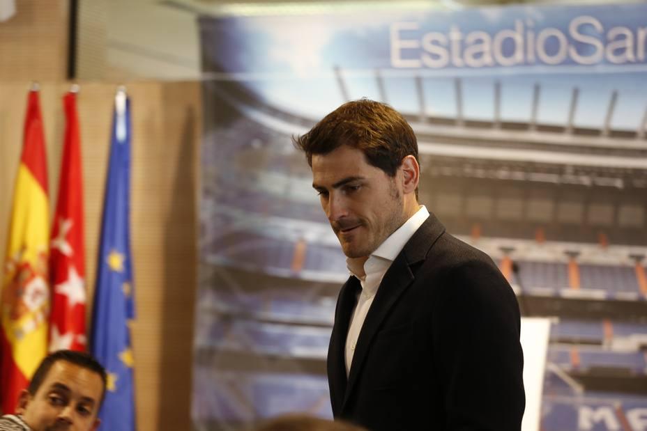 El empresario que medió en el fichaje de Casillas por el Oporto, citado a una vista por administración desleal