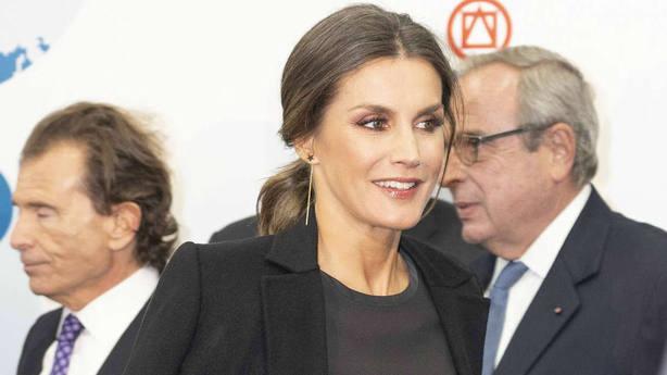 Spain: Spanish Royals Attend 20th Anniversary of La Razon