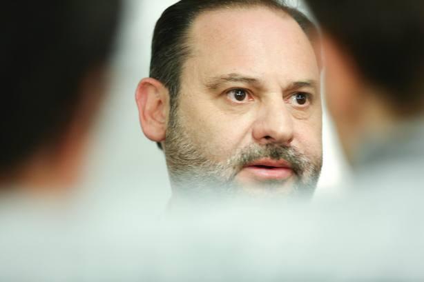 Ábalos advierte a PP y Ciudadanos de que en Europa a la extrema derecha se la aísla, no se pacta con ella