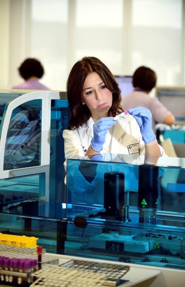 Investigadores trabajan en el diseño de un análisis de sangre para detectar precozmente el Alzheimer