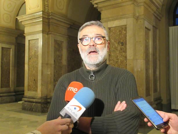 La CUP llama a iniciar ya las movilizaciones de rechazo al juicio contra el 1-O