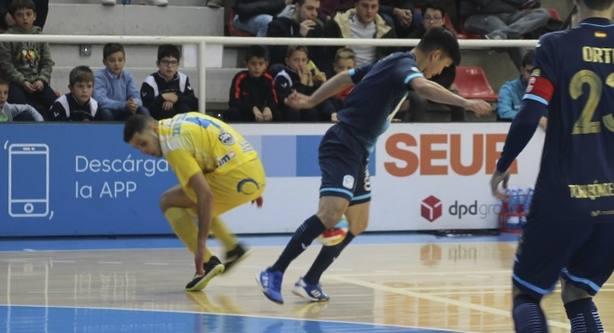 (Crónica) Peñíscola RehabMedic saca un punto ante Movistar Inter (2-2)