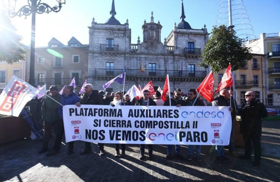 Maessa iniciará el despido colectivo de la plantilla de Cubillos del Sil tras el anuncio de Endesa de cerrar C