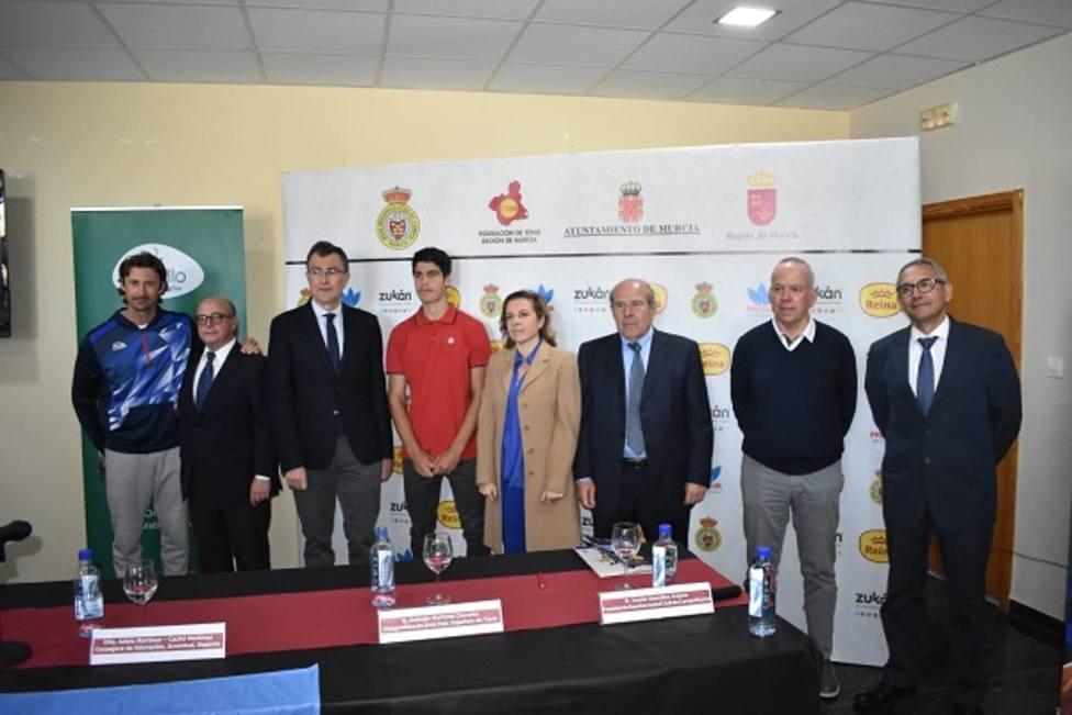 El I Torneo Internacional de Tenis Club de Campo de Murcia se disputará del 18 al 24 de marzo