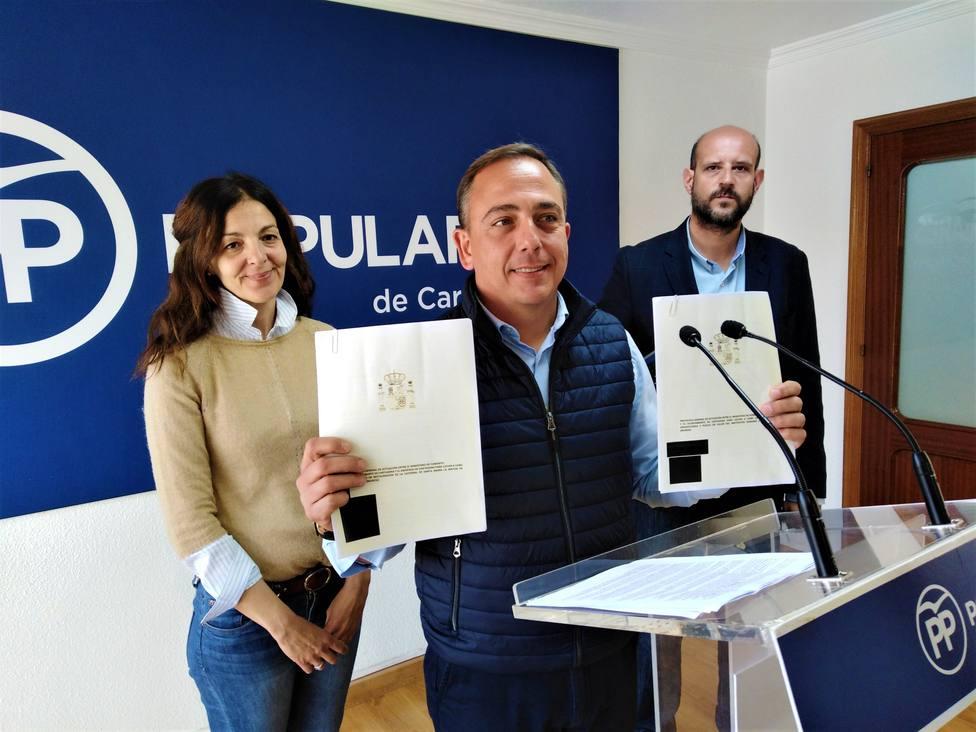 Espejo pide a Castejón y Saura que se presenten a los Goya