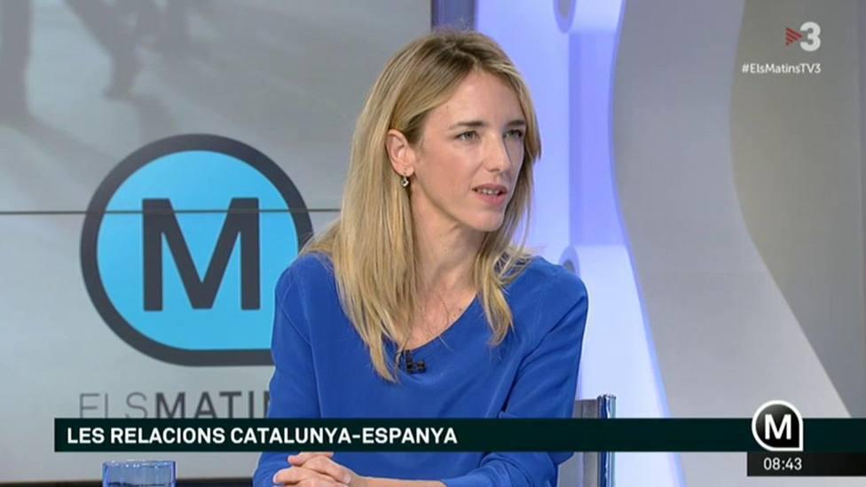 Álvarez de Toledo destroza a TV3: Ha participado en un golpe de Estado