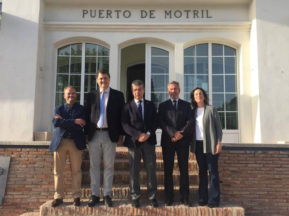 PP visita el Puerto de Motril