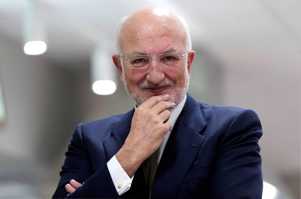 Juan Roig, el líder de una gran empresa mejor valorado en nuestro país