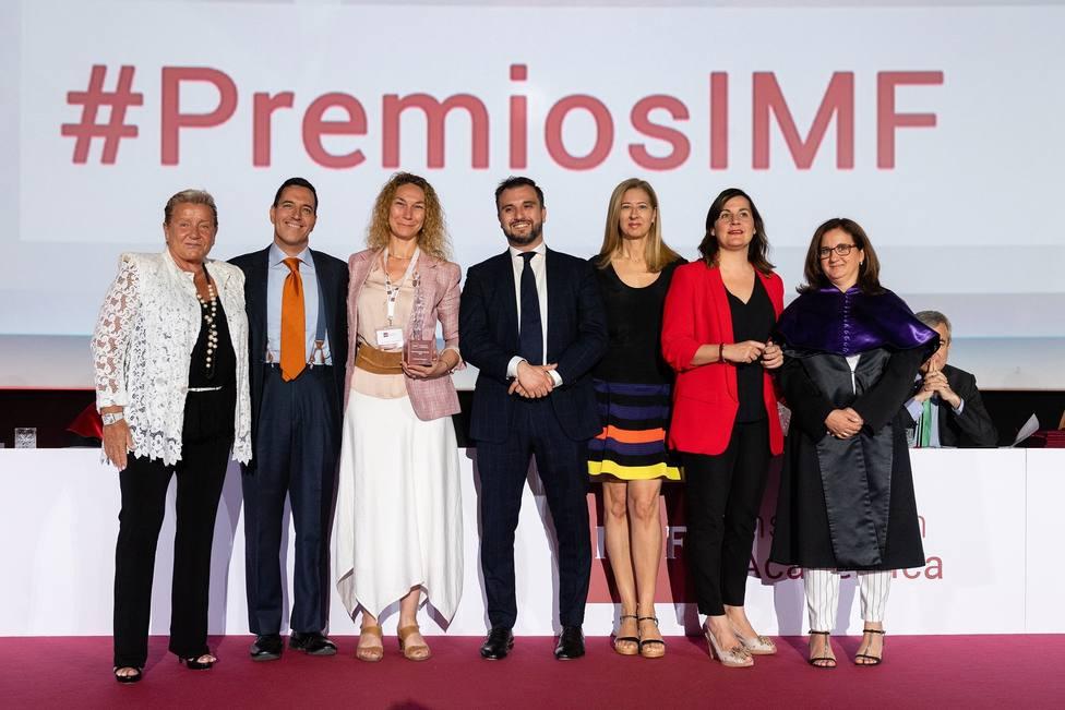 Ecoalf, Grupo Eulen y Fundación Theodora, entre los galardonados por los Premios IMF Bussiness School 2019