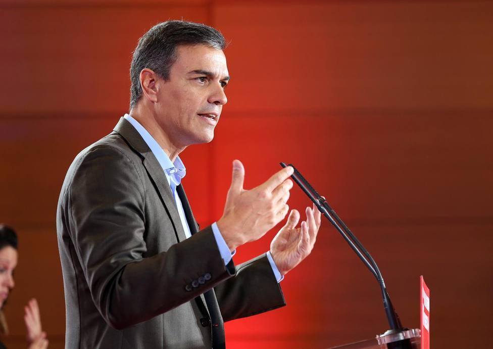 Pedro Sánchez interviene el sábado en Logroño en el Consejo de Política Federal del PSOE