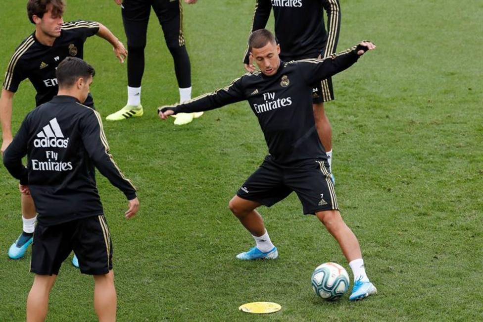 Hazard y Areola se estrenan en la convocatoria del Real Madrid para recibir al Levante