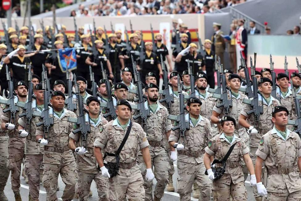 Todos los detalles que debes saber del desfile de la Fiesta Nacional para no perderte nada
