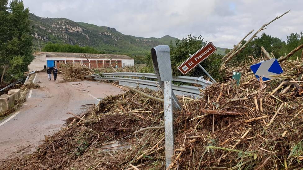 El temporal se traslada del Mediterráneo al Cantábrico y se disipará para dejar un fin de semana soleado y más cálido