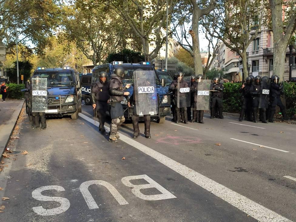 10N- Más de 92.000 agentes blindarán el 10-N, con 2.000 policías y guardias civiles en Cataluña en apoyo a los Mossos