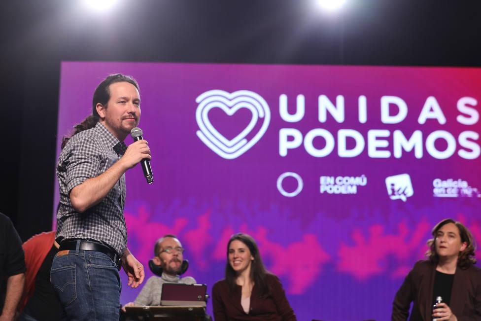 Iglesias tiende la mano a Sánchez para un Gobierno de coalición que frene a la extrema derecha
