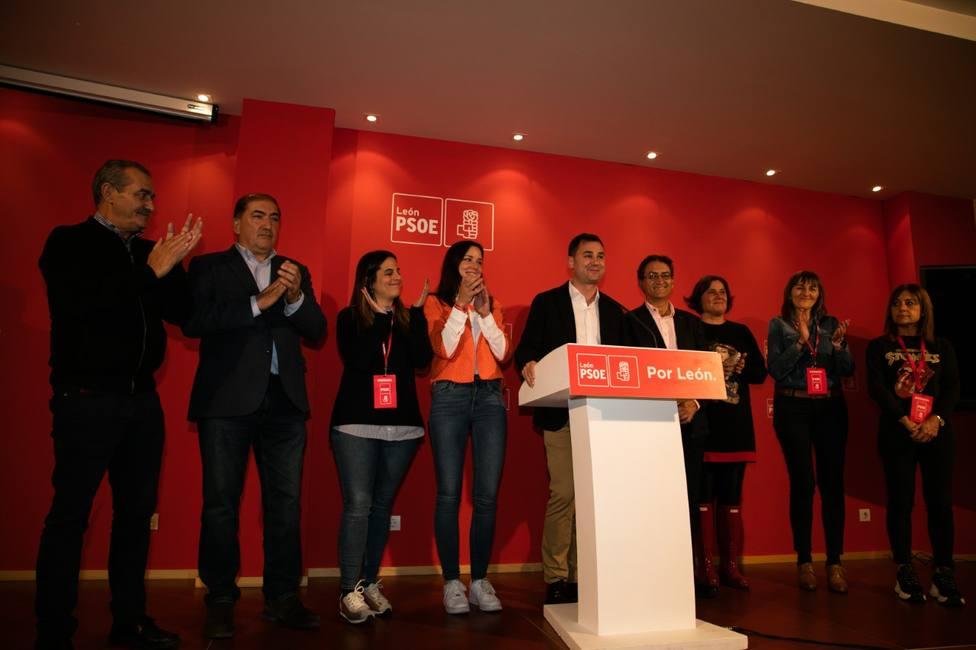 PSOE GANA ELECCIONES.