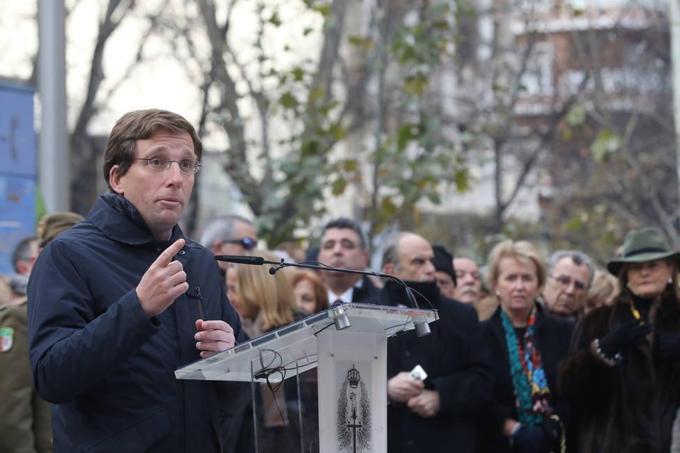 Almeida lamenta la marcha de Sémper del PP, persona muy valiosa con un papel relevante en la amplitud del partido