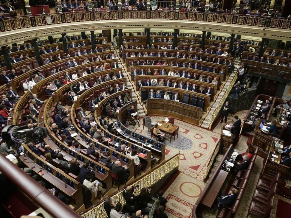 Los diputados de CC, NC, PRC y Teruel Existe dejan el grupo de Junts y se integran en el Grupo Mixto del Congreso