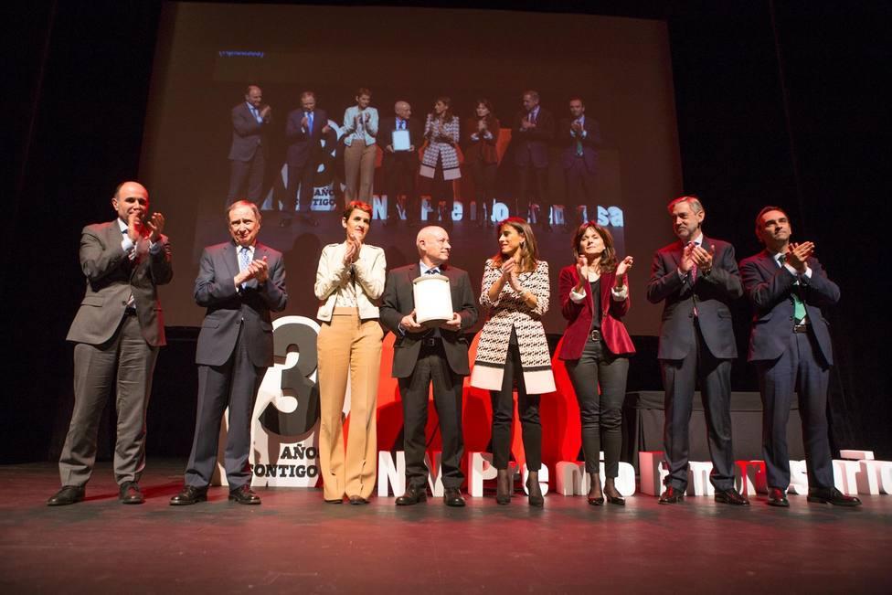 Juan Luis Llonis, presidente de Truck&Wheel, Premio Empresario del Año 2019
