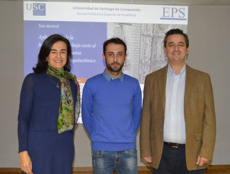 La USC desarrolla en Lugo herramientas de bajo coste para catalogar el patrimonio cultural