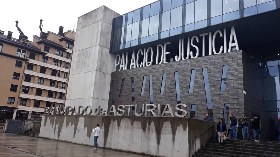 PALACIO JUSTICIA GIJÓN - JUZGADOS
