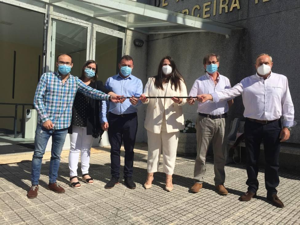 """La nueva alcaldesa de Monterroso dice que el acuerdo con el PP se basa en la """"confianza"""""""