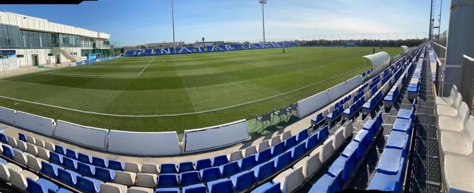 Pinatar Arena será lugar de concentración del Real Mallorca