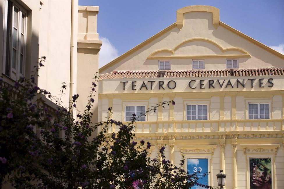 Málaga.- Coronavirus.- El Teatro Cervantes de Málaga suspende su actividad prevista hasta el 23 de junio