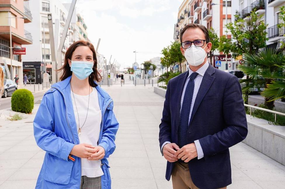 El Ayuntamiento de Pozoblanco impulsará el proyecto de entoldado de la Avenida Villanueva de Córdoba