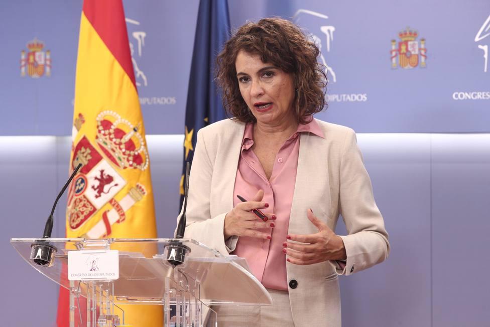 Hacienda propone a las Comunidades Autónomas que limiten su déficit en 2021 al 2,2% del PIB