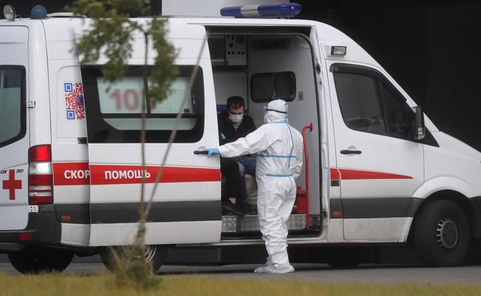 En las últimas 24 horas en Rusia se han confirmado 12.126 nuevos casos por coronavirus