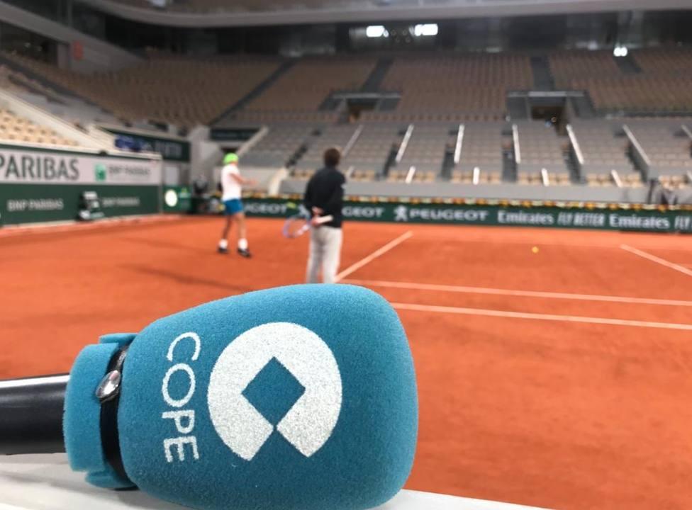 Sigue este domingo desde las 14:00 en Tiempo de Juego la final de Roland Garros entre Nadal y Djokovic
