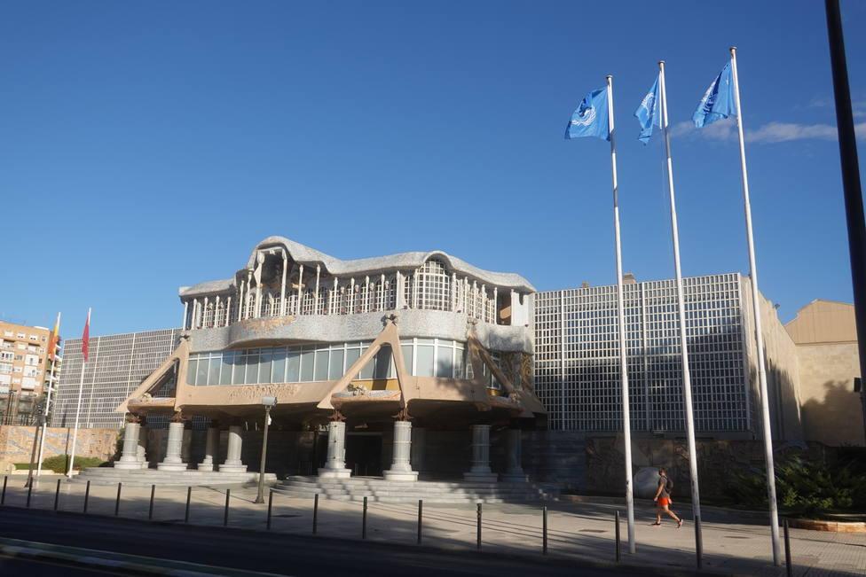 Las banderas de Naciones Unidas ondean por primera vez en la Asamblea Regional