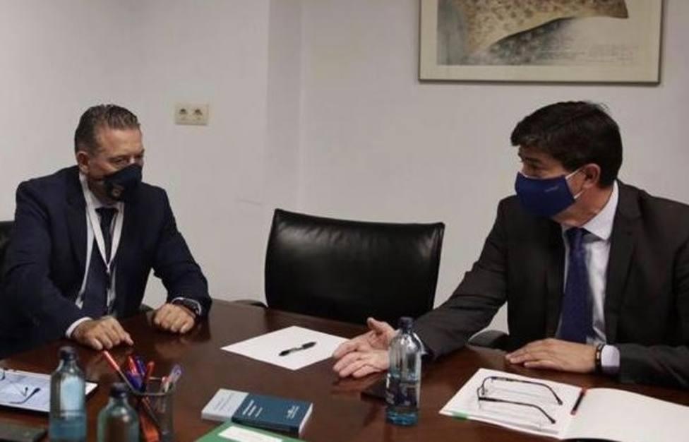 Raul Caro, alcalde de Linares, reclama a la Juntael desbloqueo de proyectos vitales para la ciudad