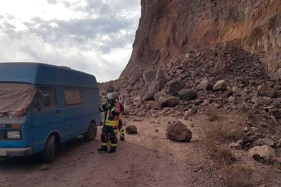 El Gobierno de Canarias descarta por el momento víctimas mortales
