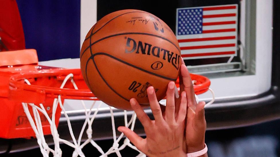 Imagen de los play-off de la NBA en Orlando. EFE