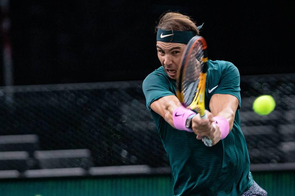 Masters 1000 de Paris: Rafa Nadal vs Pablo Carreño