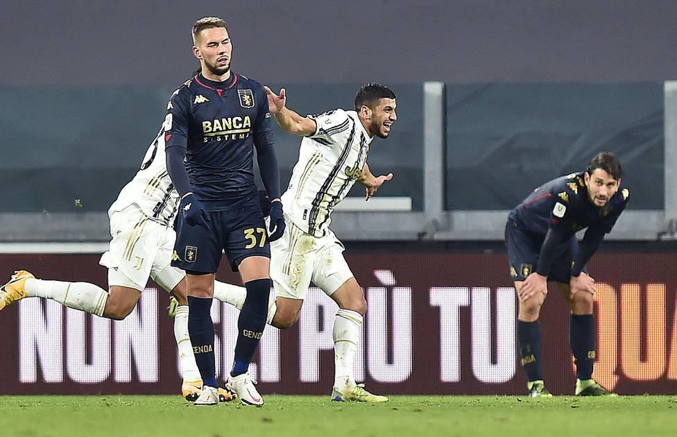Juventus vs Genoa