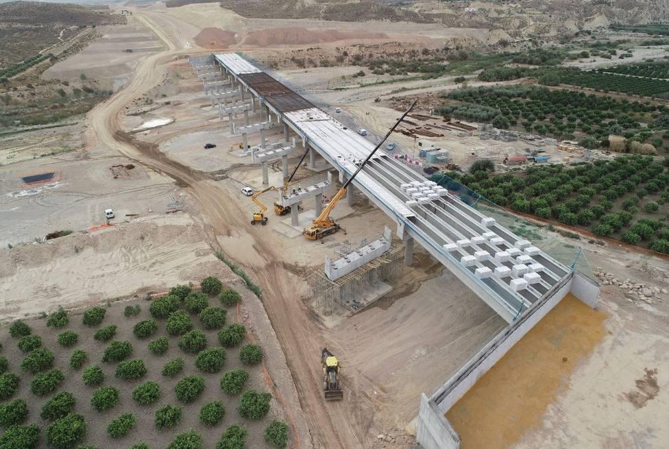 La Junta licita por 33 millones el tramo de la Autovía del Almanzora con la A-7